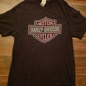 """Harley-Davidson Motorcycles """"Rubber City"""" Akron,OH"""